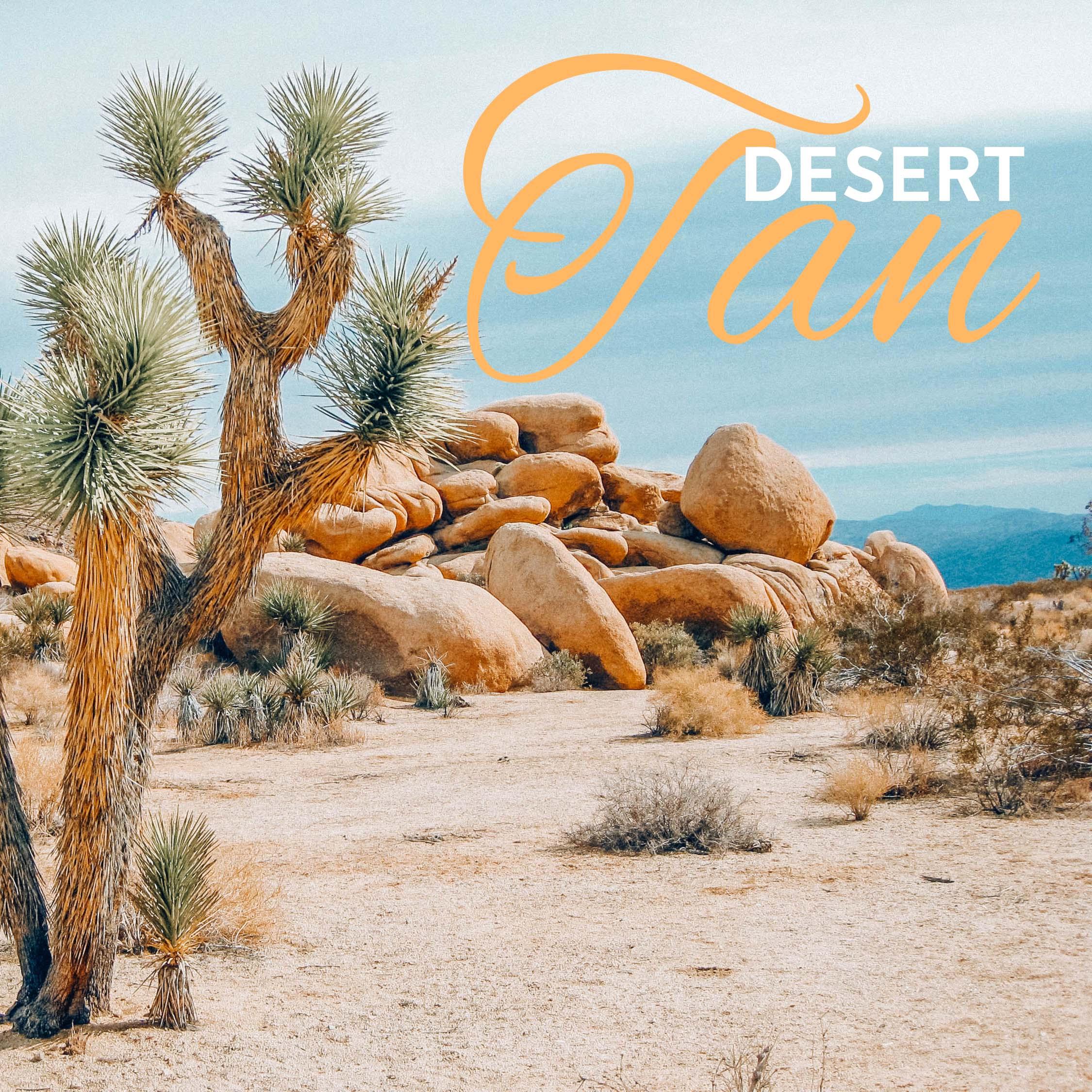 Desert Tan Mobile Lightroom Preset