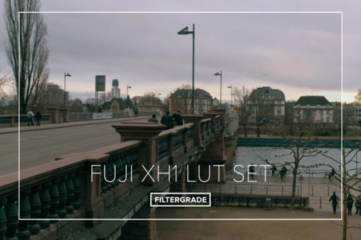 Fuji XH1 LUTs Set