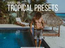 Israel Gil - Tropical Vibes Presets (Desktop)