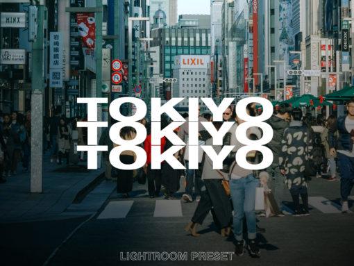 TOKIYO - Japan Lightroom Presets S1