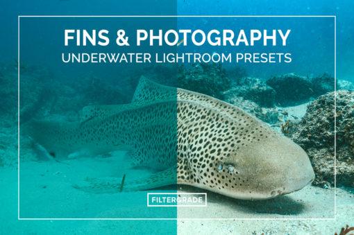 Underwater Lightroom Presets [Mobile + Desktop]