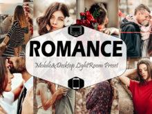 10 Romance Mobile & Desktop Lightroom Presets