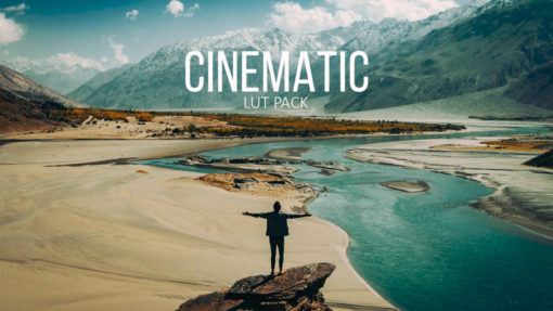 CINEMATIC LUT Pack by Newline Production