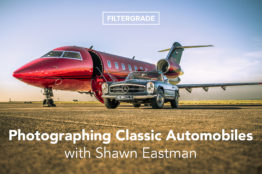 Photographing Classic Automobiles with Shawn Eastman - FilterGrade