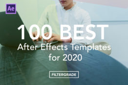REAL 100 Best After Effects Templates for 2020 - FilterGrade copy