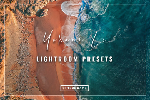 Yohann Lc Lightroom Presets