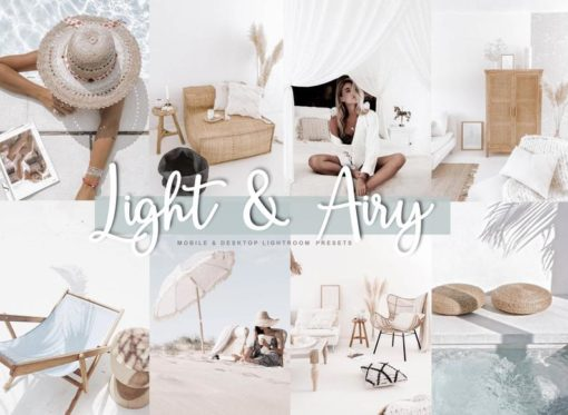 Home Blogger + Interior Mobile Lightroom Presets