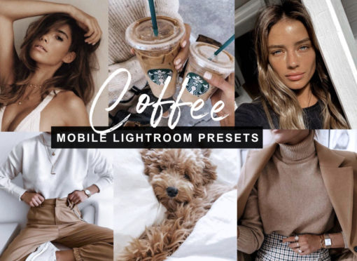 7 Coffee Mobile Lightroom Presets