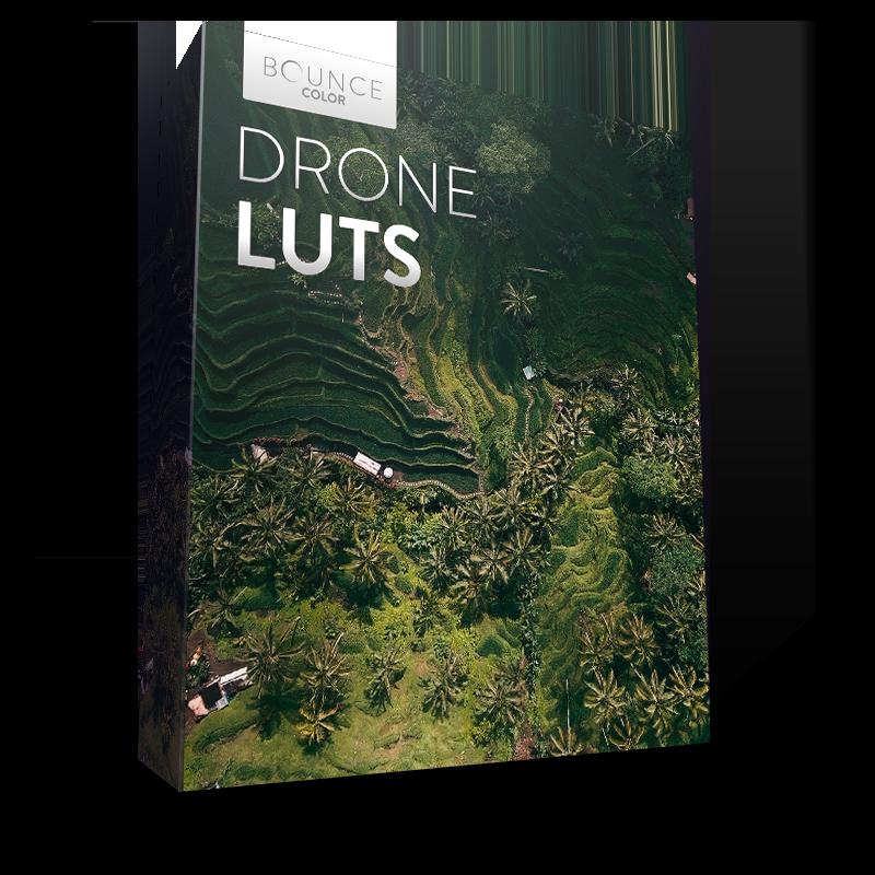 Moody Drone LUTs - DJI