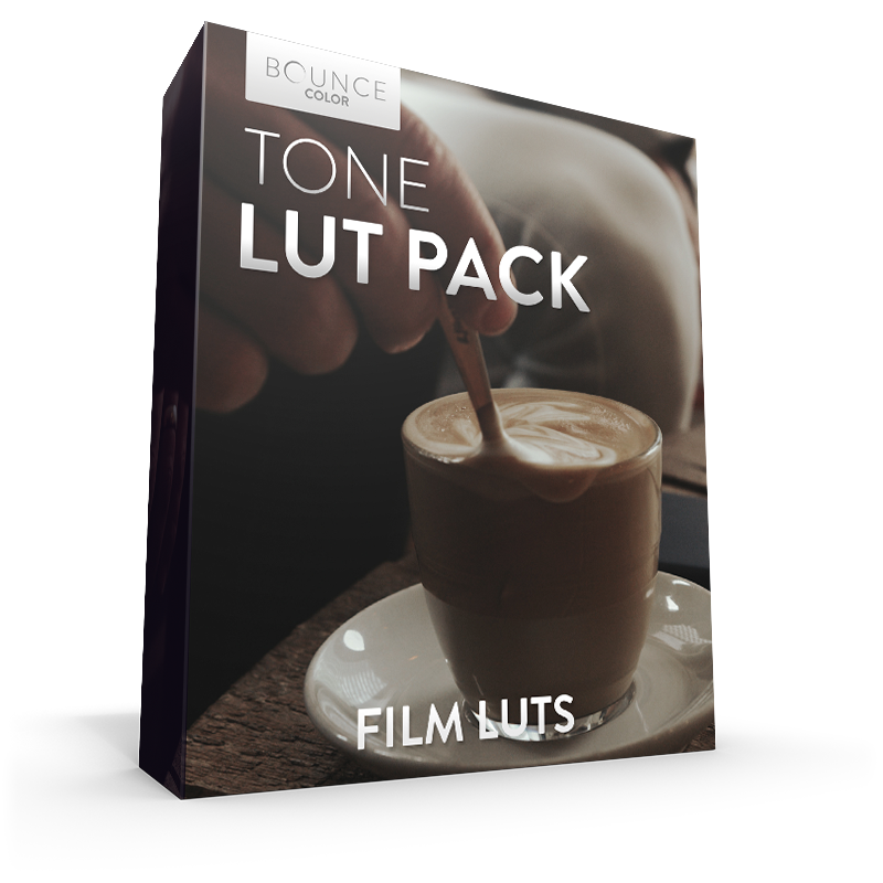 Filmic Tone LUTs Pack - Fashion