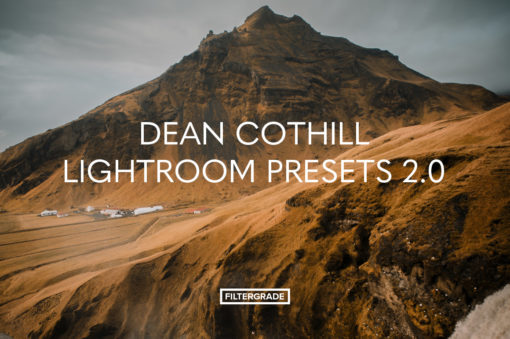 Dean Cothill LIGHTROOM Presets 2.0