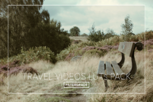 Travel Videos LUTs Pack