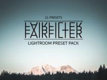 FAIRFILTER INITIUM Lightroom Preset Pack