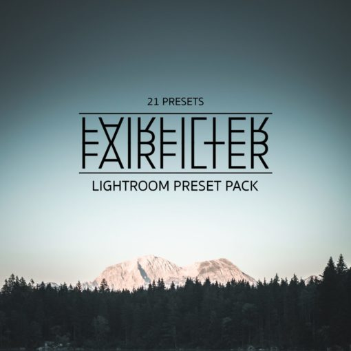 FAIRFILTER INITIUM Lightroom Preset Pack