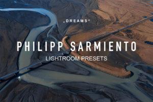 """""""Dreams"""" Philipp Sarmiento Lightroom Presets"""