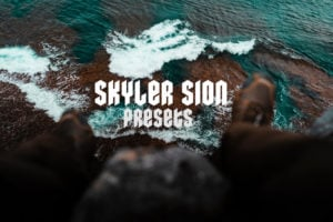 Skyler Sion Lightroom Presets