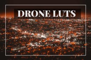 Drone LUTs Bundle for Videographers