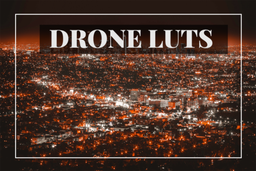 Drone LUTs Bundle for Videographers