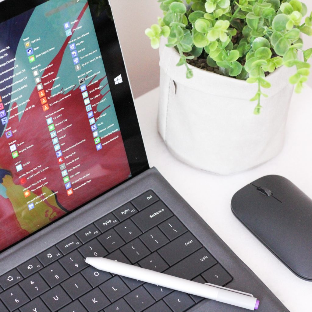 Best Editing Apps for the Microsoft Surface