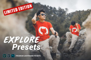 Explore Lightroom Presets | Limited Edition