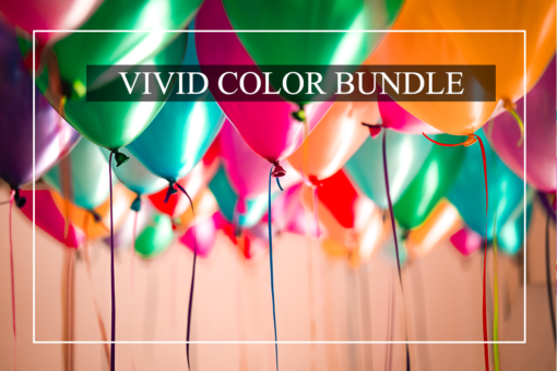 MyBeautifulPresets Vivid Color Bundle (Desktop + Mobile)
