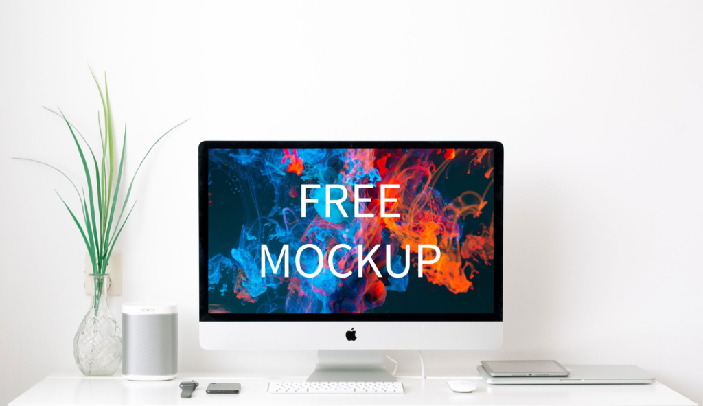 15 Free Photorealistic PSD Mockups for Designers