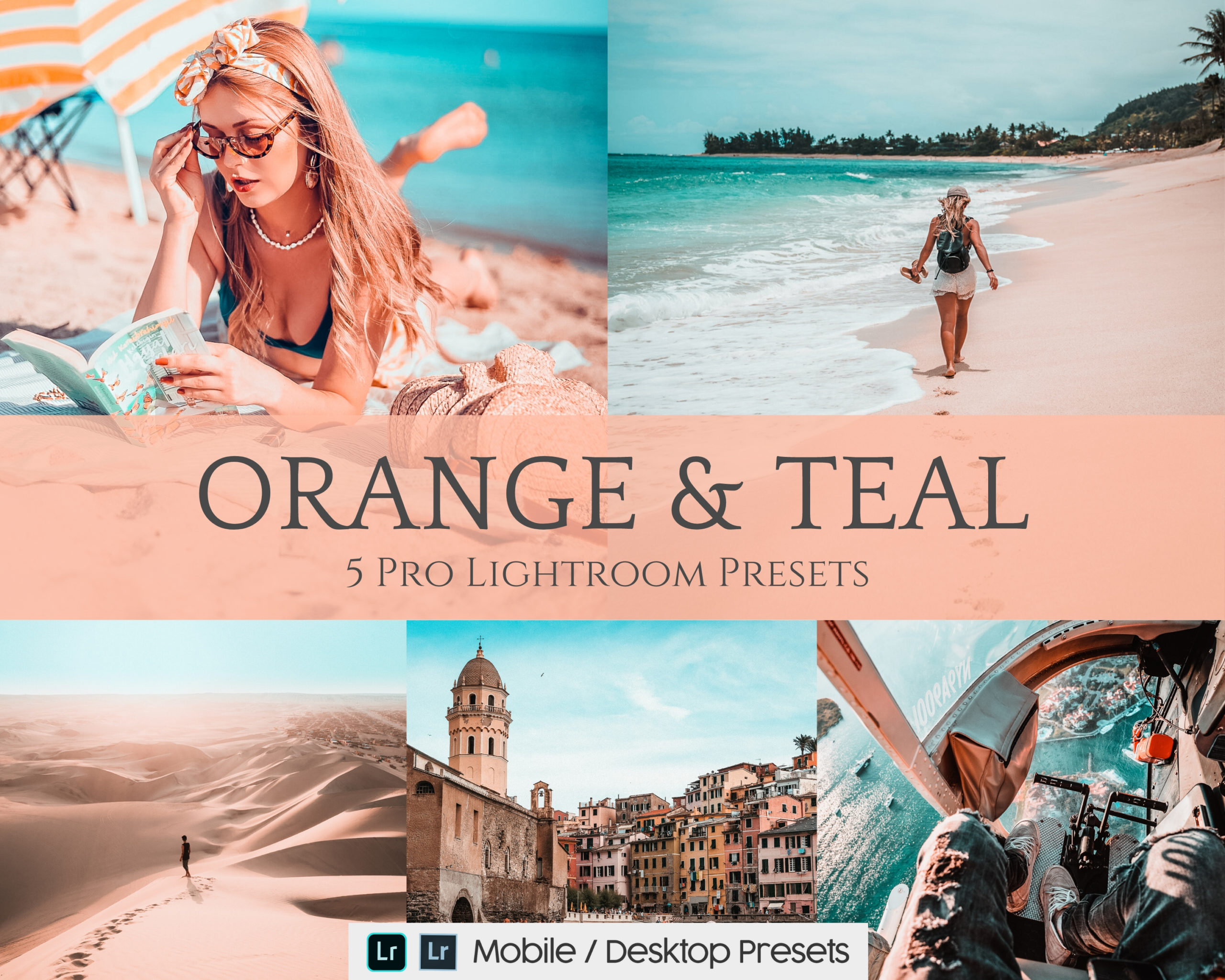Orange And Teal Preset Pack 10 Amazing Presets To Make Your Photos Stand Out Filtergrade