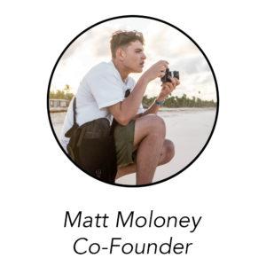 Matt Moloney Co-Founder of FilterGrade