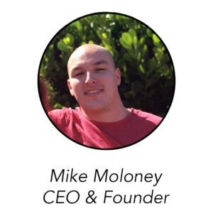 Mike Moloney CEO Founder of FilterGrade