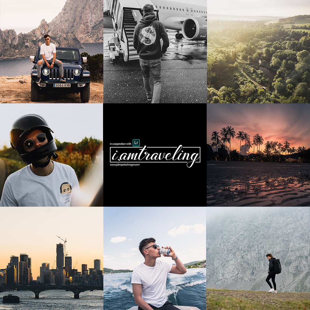 iamtraveling Automotive Mobile PRESET PACK