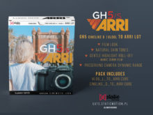 GH5 Cinelike D to ARRI Look -Barcelona Cinematic LUT