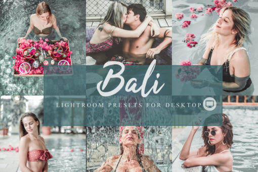 6 Bali Desktop Lightroom Presets and ACR Presets