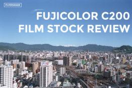 Fujifilm Fujicolor C200 Film Stock Review - Matt Moloney - FilterGrade copy