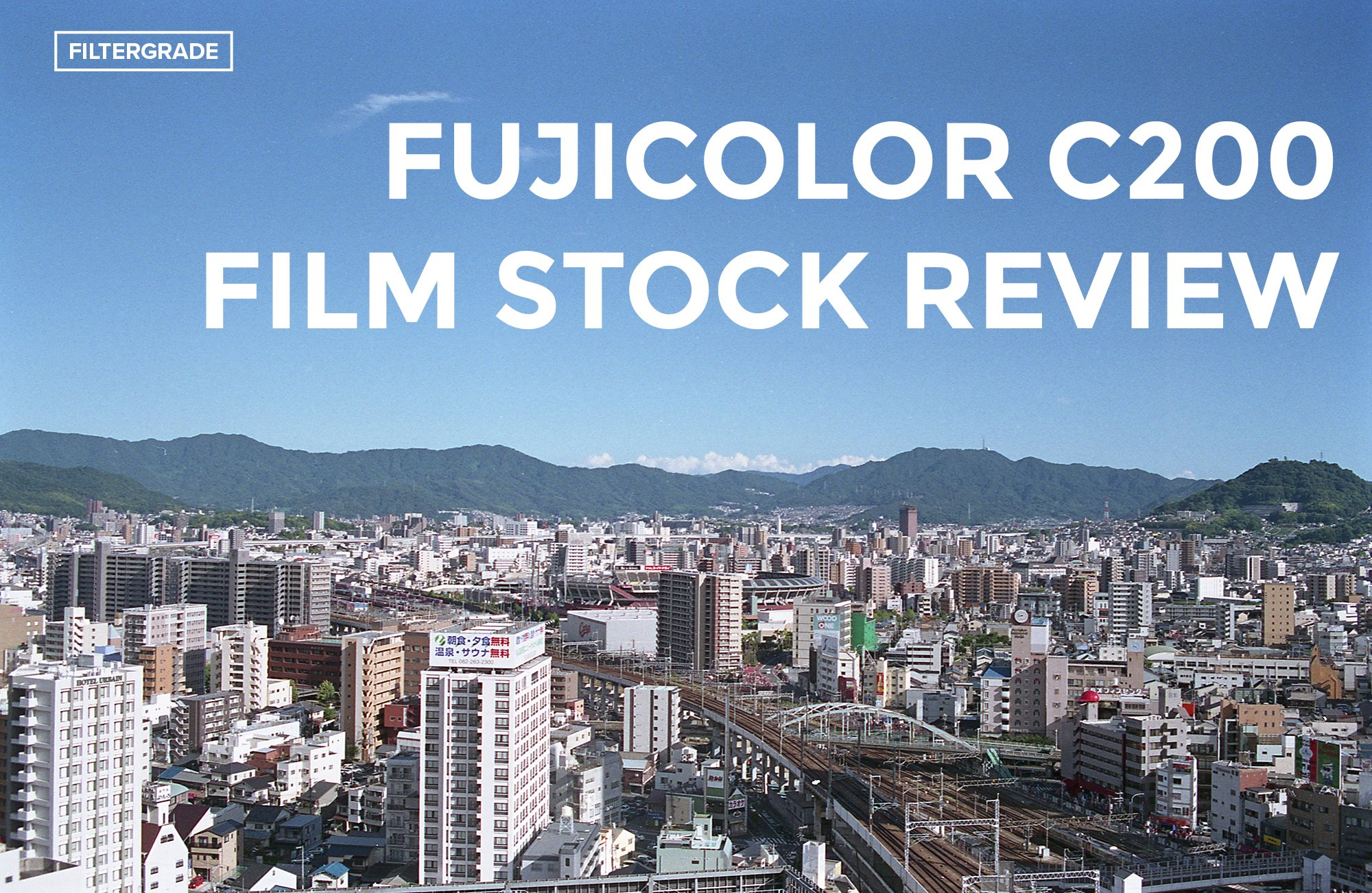 Fujifilm Fujicolor C200 Film Stock Review - Matt Moloney - FilterGrade copy