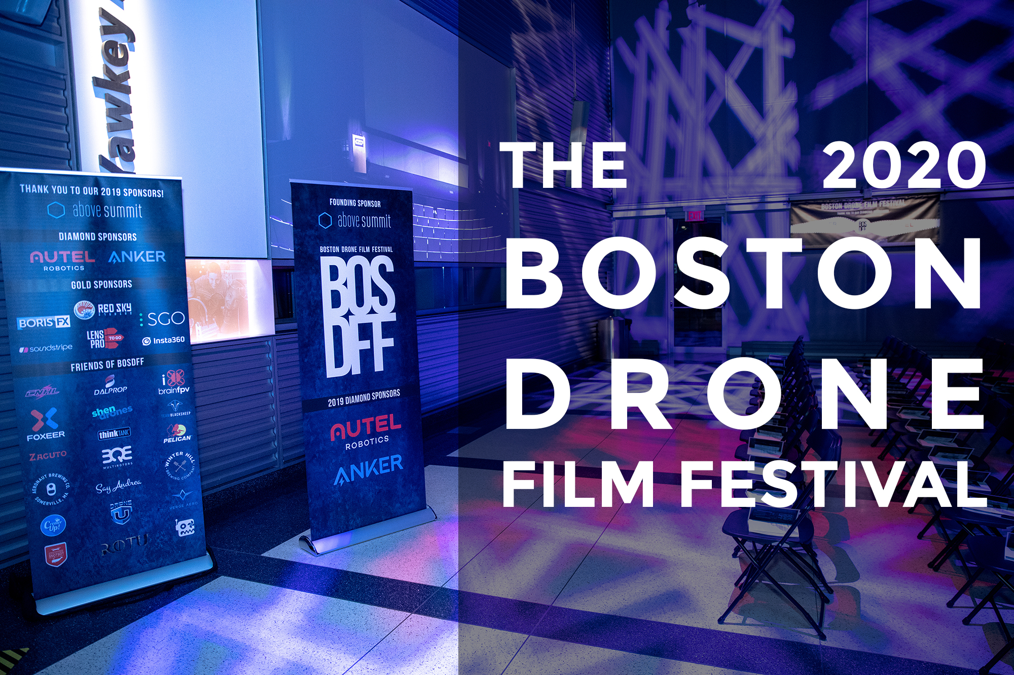The 2020 Boston Dronie Film Festival - FilterGrade