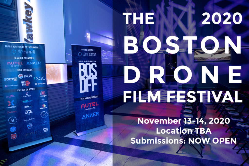 The 2020 Boston Dronie Film Festival Info - FilterGrade