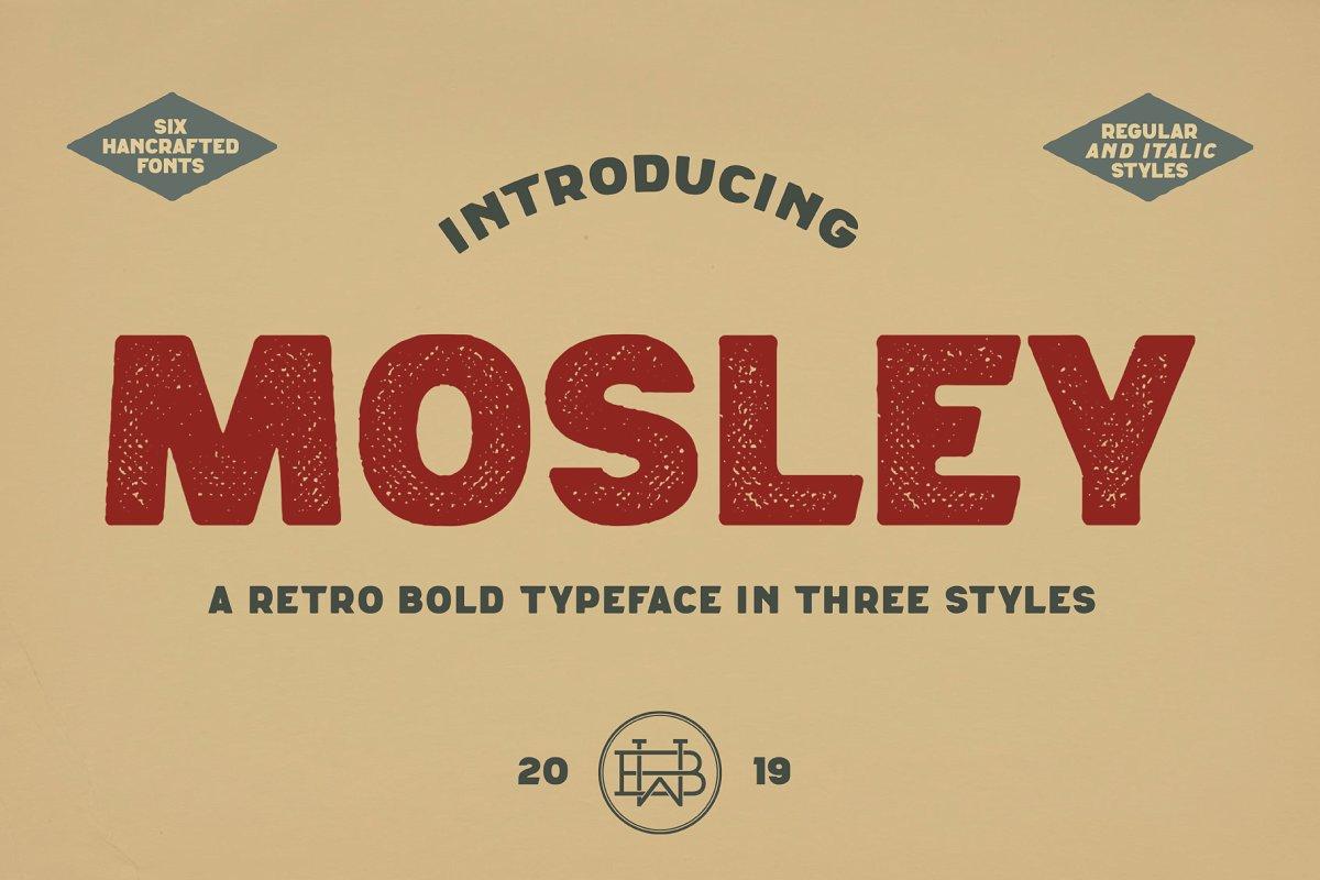 mosley type