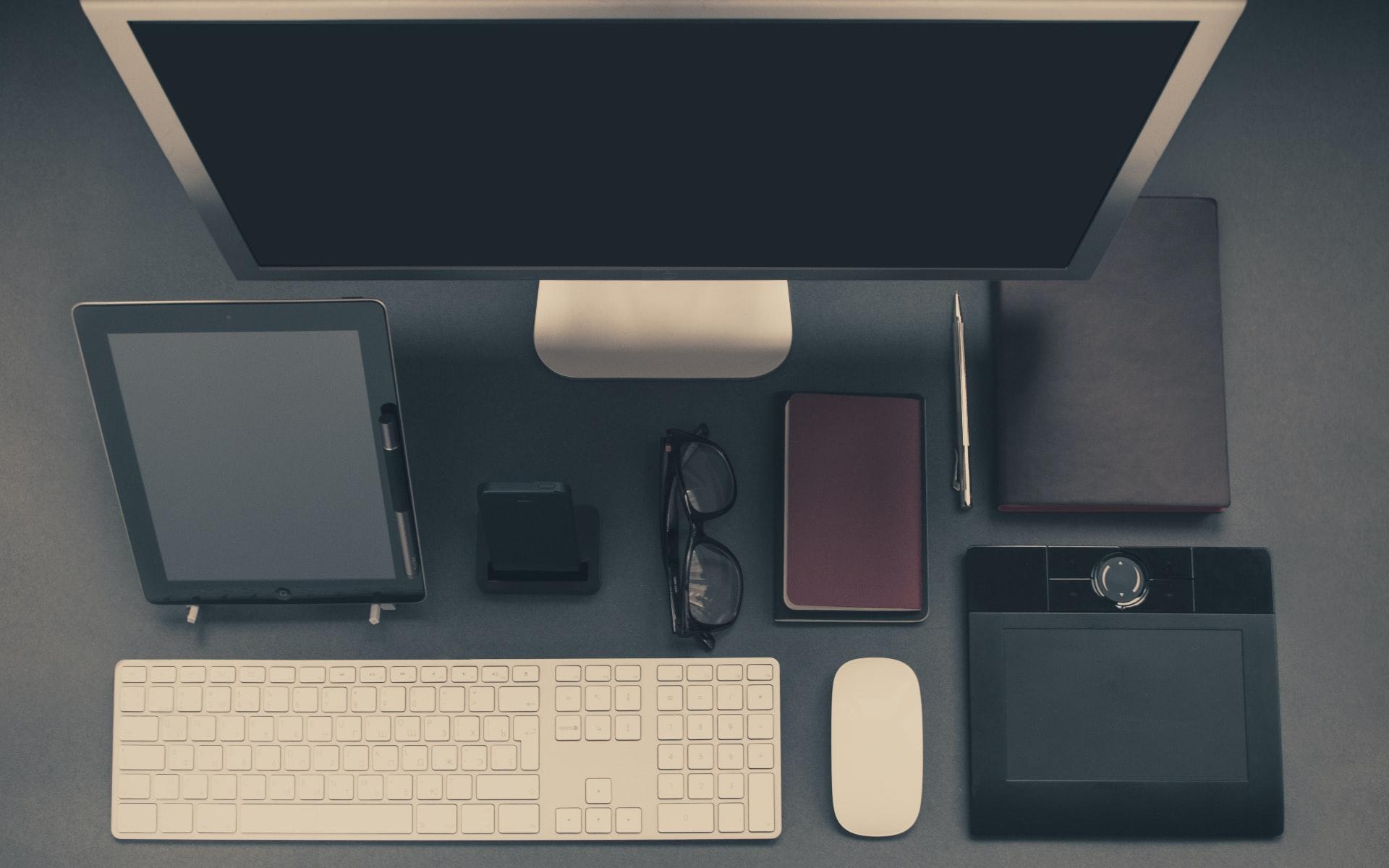 remote work tips workspace