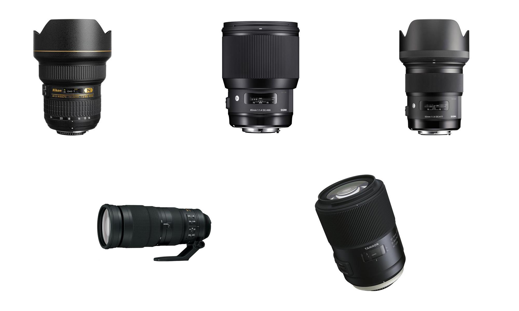 1 The Best Lenses for the Nikon D850 - FilterGrade