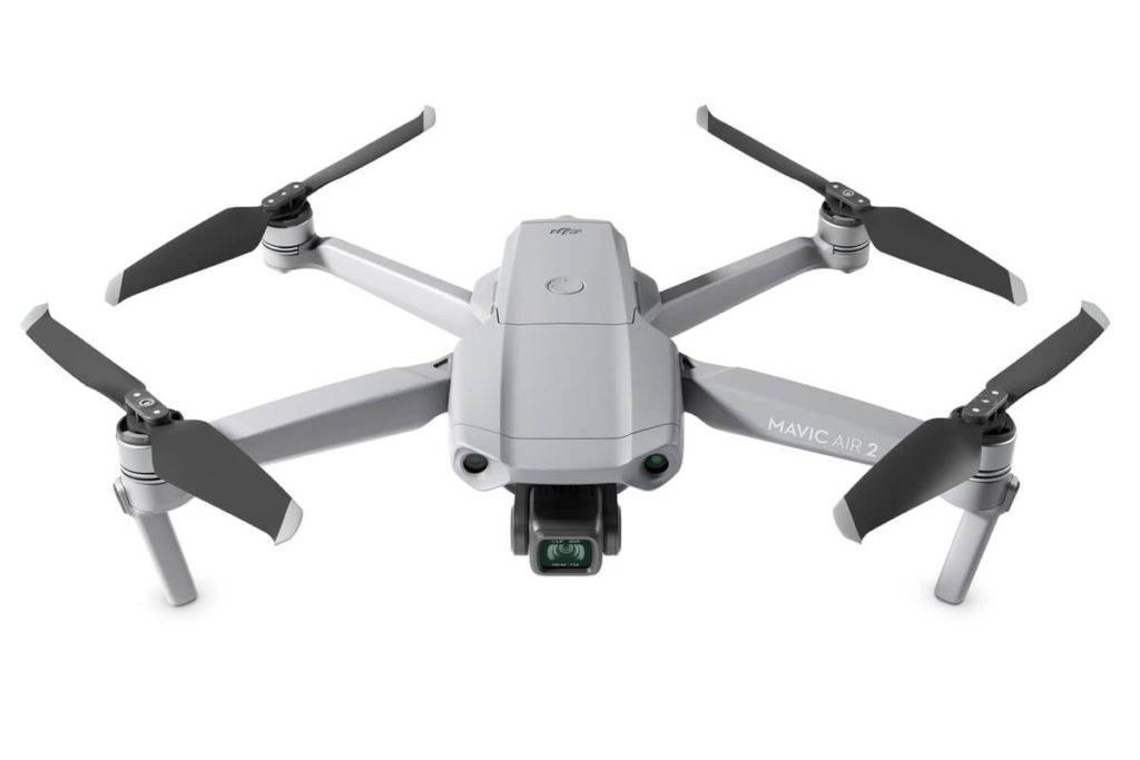 Mavic Air 2 with 34-Min Max Flight Time Announced by DJI