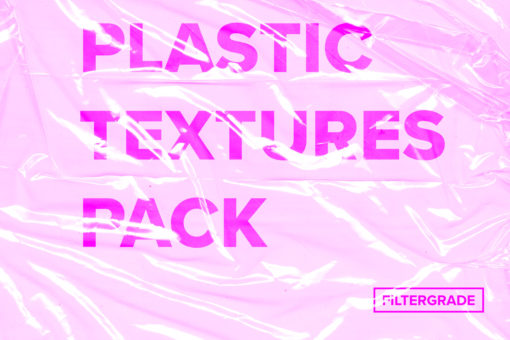 COVER - Plastic Textures Pack - Matt Moloney - FilterGrade copy