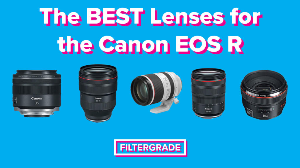 The Best Lenses for the Canon EOS R - FilterGrade