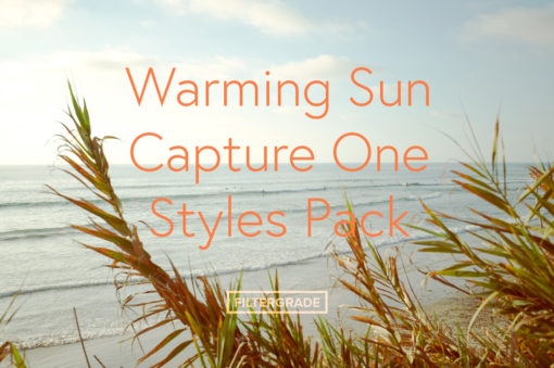 Warming Sun Capture One Styles