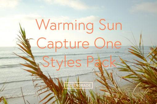 Warming Sun Capture One Styles