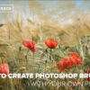 How to Make Photoshop Brushes With Your Own Photos - FilterGrade