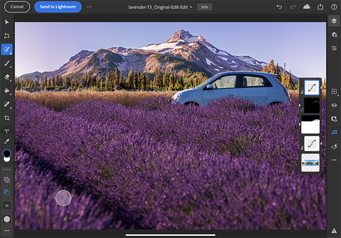photoshop on ipad june 2020