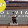FREE Olivia Lightroom Presets - Mobile Desktop - FilterGrade