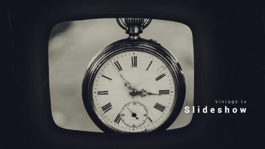 7 Cool Vintage After Effects Templates