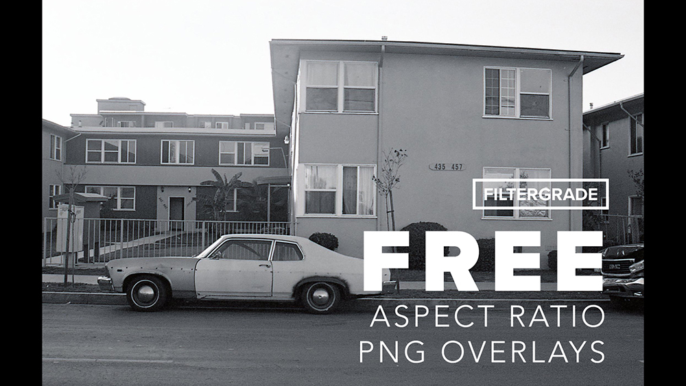 sCover FREE Aspect Ratio Bar PNGs - FilterGrade