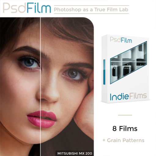 Indie Films Photoshop Actions by PsdFilm